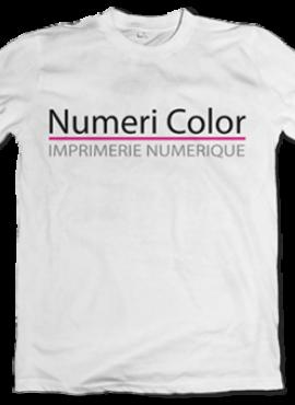 Tee-shirt Personnalisé Classique